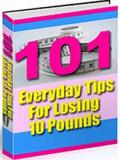 Lose 10 Pounds - 101 Tips