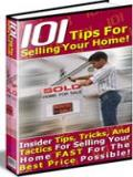 101 Tips to Sell Home