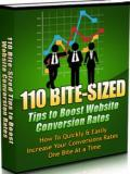 110 Tips To Boost  Website Conversion Rates