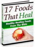 17 Foods That Heal