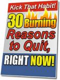 30 Burning Reasons To Quit Smoking