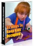 32 Tips to Keep Your Kids Occupied