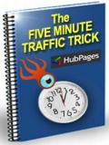Five Minute Traffic Trick