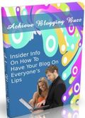 Achieve Blogging Buzz