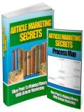 Article Marketing Secrets : Blueprint to Making Money