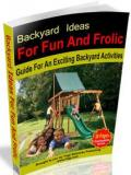 Backyard Ideas For Fun