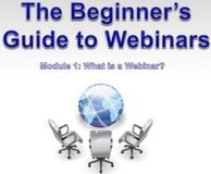 Beginners Guide to Webinars