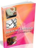 Breaking Through Learning Disabilities
