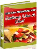 Cooking Like a Chef   Tips and Techniques