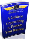 Guide to Copywriting to Promote your Business
