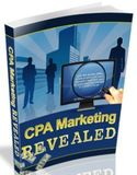 CPA Marketing Revealed