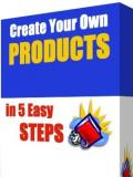 Create Product In 5 Easy Steps!