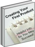 Creating Your First Product