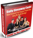 Daily Give away Cash