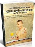 Dieting And Nutrition