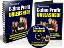E-zine Profit Unleashed