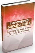 Empowered Success Bible