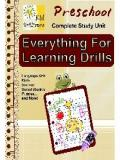 Everything For Learning Drills - Preschool