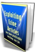 Exploiting Ezinearticles