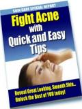 Acne Quick and Easy Tips