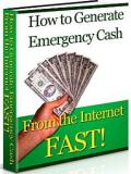 Generate Emergency Cash From the Internet Fast