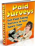 Get Paid Taking Surveys
