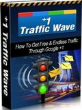 Google Plus 1 Traffic Wave