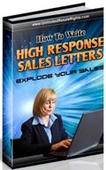 High Response Sales Letter