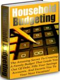 Household Budgeting   Family Budget Guide