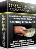 Income Commander - Start Earning Money Online Today