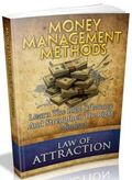 Law Of Attraction: Money Management Methods