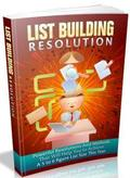 List Building Resolution