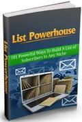 List Powerhouse