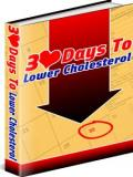 Lower Cholesterol In 30 Days