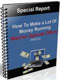 Make Lot Of Money  Running Warrior Special Offers