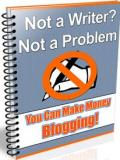 You can Make Money Blogging
