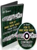 Make More Money From Your Continuity Program