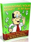 Managing Your Money For All Ages