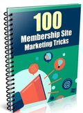 100 Membership Site Marketing