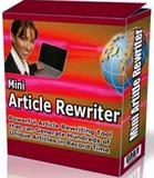 Mini Article Rewriter