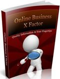 Online Business X-Factor