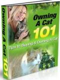 Owning a Cat - 101 Tips