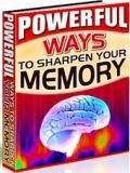 Tips to Sharpen Memory