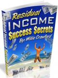 Residual Income Succcess Secrets