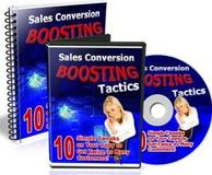 Sales Conversion Boosting Tactics