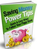 Saving Money Power Tips