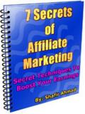 7 Secrets Of Affiliate Marketing