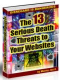 13 Serious Death Threats to your WebSites