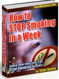 Stop Smoking In a Week
