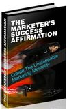 The Marketer's Success Affirmation